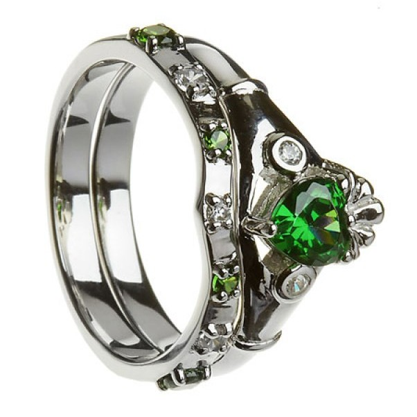 claddagh ring claddagh ring king - Claddagh Wedding Ring Sets
